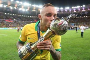 Đại diện Arsenal đến Brazil, 'nổ bom tấn' 40 triệu euro