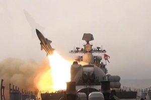 Cận cảnh Nga thử tên lửa hành trình Mosquito trên Biển Nhật Bản