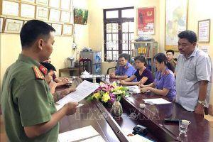Trả hồ sơ, điều tra bổ sung vụ nâng điểm ở Hà Giang
