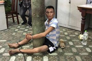 Nghi can cắt cổ tài xế Grab ở Sài Gòn khai cướp xe để 'nướng' vào ma túy