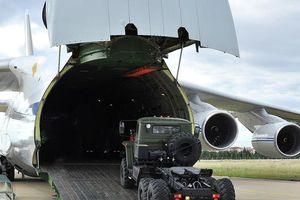 Thương vụ mua S-400: Máy bay thứ 11 chở thiết bị S-400 đến Thổ Nhĩ Kỳ