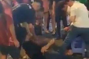 3 thanh niên nằm vật vã ở phố tây Bùi Viện vì sốc bóng cười, cỏ Mỹ