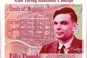 Chân dung người đàn ông đồng tính sẽ xuất hiện trên tờ tiền 50 bảng Anh mới