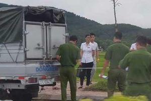 Hình ảnh lần đầu thực nghiệm hiện trường vụ nữ sinh giao gà bị cưỡng hiếp, sát hại ở Điện Biên