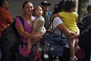 Mexico phản đối quy định hạn chế xin tị nạn mới của Mỹ