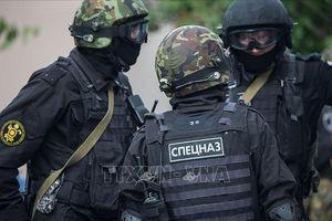 Nga triệt phá nhóm đối tượng âm mưu khủng bố ở miền Nam