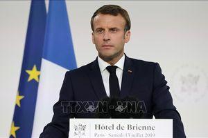 Pháp đề xuất sáng kiến ngăn chặn leo thang căng thẳng tại Trung Đông