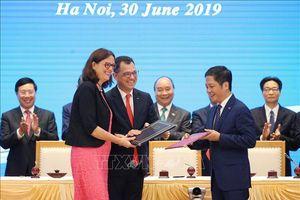 Việt Nam-EU: Nỗ lực vì nền thương mại mở