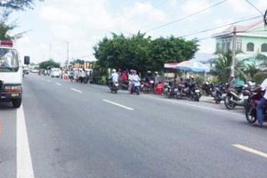 Vụ nam thanh niên tử vong bên quốc lộ: Bắt 2 đối tượng 'cuỗm' xe nạn nhân