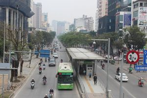 50% khách đi buýt BRT là công chức, viên chức