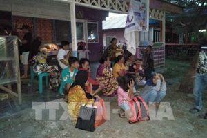 BREAKING NEWS: Động đất cường độ 6,1 tại Indonesia