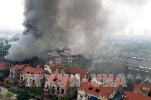 Thông tin mới về vụ cháy tại khu du lịch Thiên đường Bảo Sơn