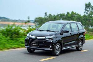 Toyota Avanza ra mắt bản nâng cấp, giá từ 544 triệu đồng