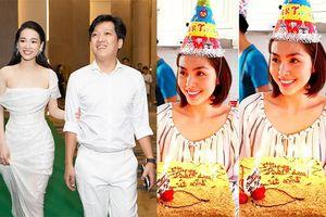 Ăn diện trong tiệc sinh nhật: Nhã Phương lộng lẫy như nữ thần nhưng Tăng Thanh Hà lại giản dị khó tin