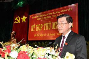 Khai mạc Kỳ họp thứ 12, HĐND tỉnh Bà Rịa - Vũng Tàu khóa VI