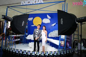 Giới trẻ phát cuồng vì xu hướng chụp ảnh mới từ Nokia Smartphones