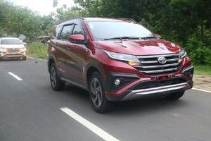 Triệu hồi 60.000 xe MPV đa dụng Toyota Rush do lỗi túi khí tại Indonesia