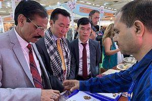 Việt Nam tham dự Hội chợ lụa quốc tế tại Ấn Độ