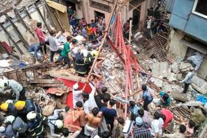 Sập nhà tại Ấn Độ khiến ít nhất 12 người thiệt mạng