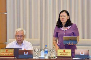 Chuẩn bị Kỳ họp thứ 8, Quốc hội khóa XIV �