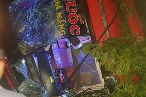 Lật xe khách ở Đắk Lắk, một hành khách tử vong, chục người bị thương