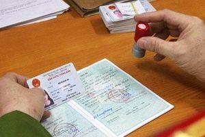 Thủ tục cấp lại thẻ Căn cước công dân tại cấp quận, huyện