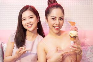 MC 'nóng bỏng nhất VTV' Bạch Lan Phương xinh đẹp rạng rỡ ở tuổi 33