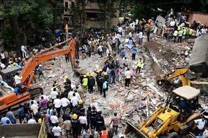 Ấn Độ xảy ra thêm một vụ sập nhà tại Mumbai, 50 người mắc kẹt