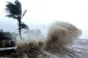 Ứng phó bão gần biển Đông