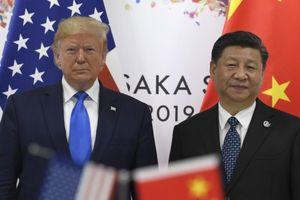 Tổng thống Trump nói mối quan hệ với Chủ tịch Tập Cận Bình 'không quá thân thiết' như trước