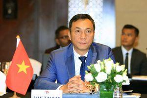Phó Chủ tịch VFF Trần Quốc Tuấn giúp bóng đá Việt Nam tạo nên lịch sử