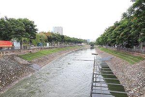 Công ty Thoát nước Hà Nội: Việc xả nước hồ Tây vào sông Tô Lịch là đúng quy trình