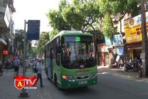 Hà Nội: Mở mới 21 tuyến buýt trong năm 2019