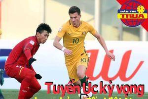 Úc kỳ vọng chung bảng với Việt Nam ở vòng loại World Cup 2022