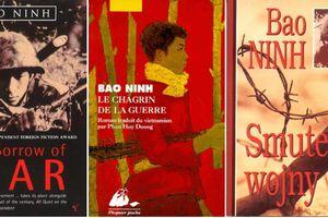 Tại sao tiểu thuyết 'Nỗi buồn chiến tranh' được quốc tế quan tâm?