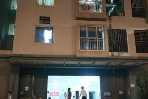 Hiện trường cháy căn hộ tầng 11 chung cư ở Đà Nẵng