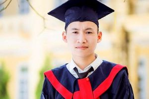 Nam sinh mồ côi đạt 27,25 điểm khối C, ước mơ đỗ trường quân sự