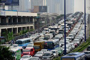 Thu phí ôtô vào trung tâm Sài Gòn làm lợi cho nhà cung cấp dịch vụ?