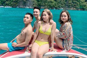 Lần đầu du lịch Thái, đến ngay thiên đường biển xanh như ngọc ở Krabi