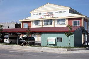 Quảng Ngãi: Chợ mới vắng tiểu thương