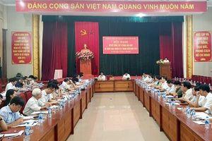 Đảng ủy Khối các cơ quan TP Hà Nội: Các cấp ủy kiểm tra, giám sát hơn 200 đảng viên