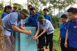 Thái Nguyên xây dựng 200 bể xử lý nước cho đồng bào vùng cao