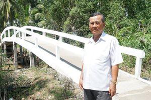 Người nông dân Khmer noi gương Bác