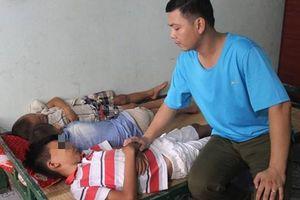 Sự thật về việc 3 trẻ em bị bắt cóc đưa lên xe tải chở đi ở Nghệ An