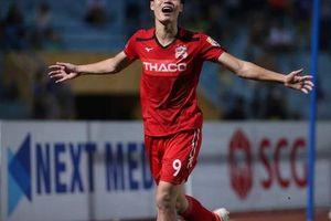 Clip: Văn Toàn ghi bàn phút cuối, Hà Nội FC lại mất điểm ở Hàng Đẫy