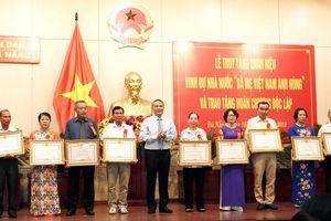 Truy tặng danh hiệu vinh dự Nhà nước 'Bà Mẹ Việt Nam Anh hùng' cho 26 Mẹ