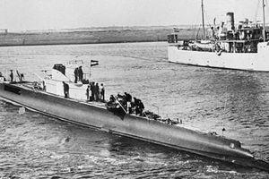 Cực sốc 2 tàu ngầm khủng Thế chiến 2 bốc hơi trong tích tắc