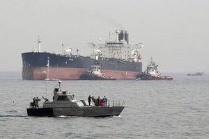Hé lộ 'số phận' tàu chở dầu mất tích trên Vịnh Ba Tư