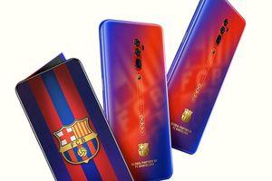 Fan CLB Barcelona chắc chắn sẽ chết mê mẫu smartphone này