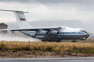 Hai máy bay hạng nặng của Nga chở khí tài tới Syria trước một trận đánh lớn?